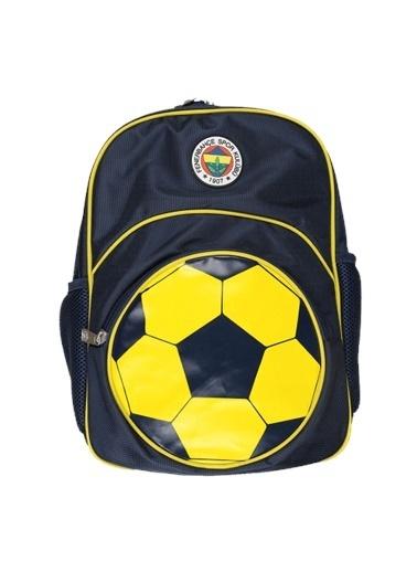 Fenerbahçe Sırt Çantası Renkli